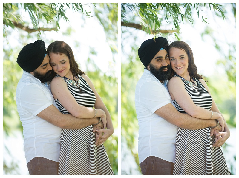 albright knox engagement portraits in buffalo ny