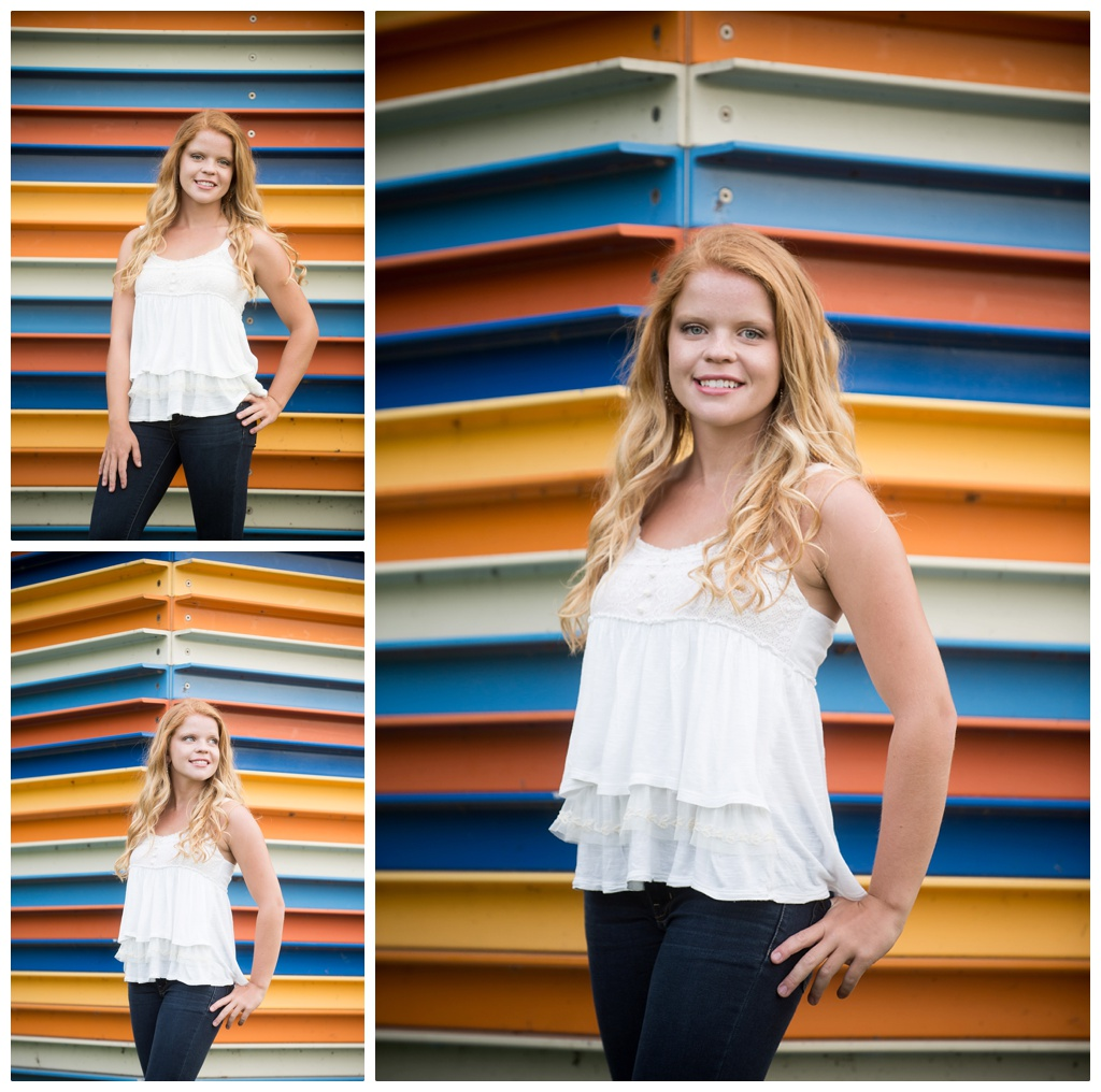 colorful senior portrait photography by alyissa and michael photography in buffalo new york